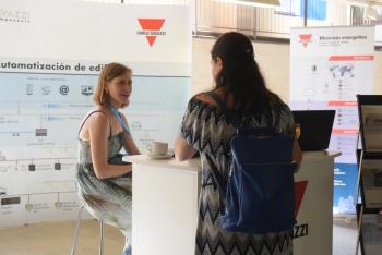 Cafe 1 Carlo Gavazzi 1 - 3 Congreso Edificios Inteligentes