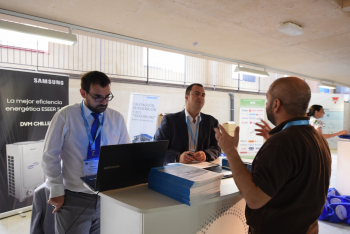 Cafe 1 Samsung 1 - 3 Congreso Edificios Inteligentes