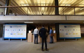 Carteleria Acceso 1 - 3 Congreso Edificios Inteligentes