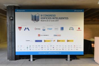 Carteleria Acceso 3 - 3 Congreso Edificios Inteligentes