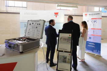 Comida Networking Carlo Gavazzi 1 - 3 Congreso Edificios Inteligentes