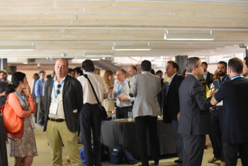 Comida Networking General 10 - 3 Congreso Edificios Inteligentes