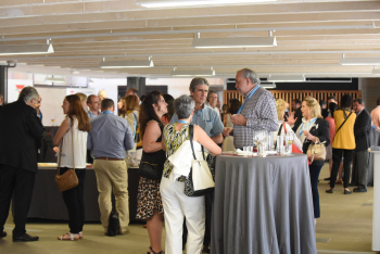 Comida Networking General 12 - 3 Congreso Edificios Inteligentes