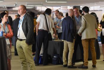 Comida Networking General 13 - 3 Congreso Edificios Inteligentes