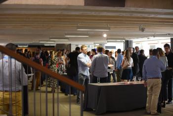 Comida Networking General 2 - 3 Congreso Edificios Inteligentes