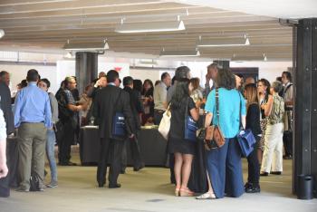 Comida Networking General 3 - 3 Congreso Edificios Inteligentes