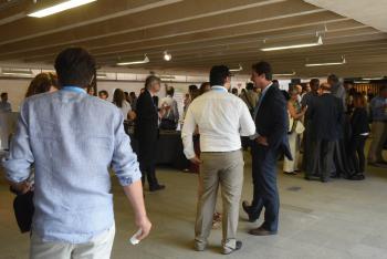 Comida Networking General 7 - 3 Congreso Edificios Inteligentes