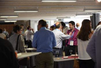 Comida Networking General 8 - 3 Congreso Edificios Inteligentes