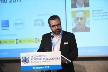 Inaguracion Carlos Lahoz 1 -3 Congreso Edificios Inteligentes