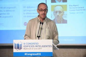 Inaguracion Eloy Algorri 1 - 3 Congreso Edificios Inteligentes