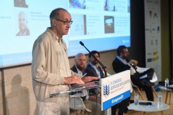 Inaguracion Eloy Algorri 2 - 3 Congreso Edificios Inteligentes