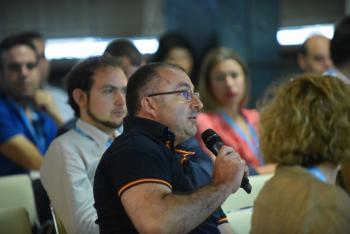 Mesa Redonda 4 Publico 2 - 3 Congreso Edificios Inteligentes