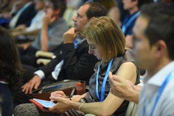 Mesa Redonda 5 Publico 1 - 3 Congreso Edificios Inteligentes