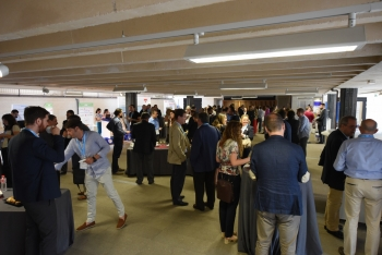 Cafe 1 Networking 1 - 3 Congreso Edificios Inteligentes