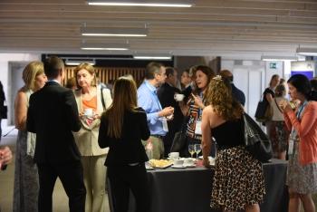 Cafe 1 Networking 4 - 3 Congreso Edificios Inteligentes