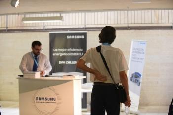 Cafe 1 Samsung 2 - 3 Congreso Edificios Inteligentes
