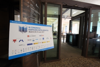 Carteleria Exterior 2 - 3 Congreso Edificios Inteligentes