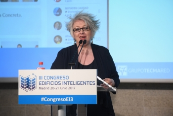 Clausura Pilar Pereda 1 - 3 Congreso Edificios Inteligentes