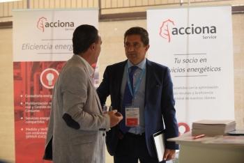 Comida Networking Acciona 1 - 3 Congreso Edificios Inteligentes