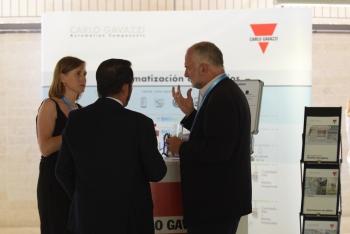 Comida Networking Carlo Gavazzi 2 - 3 Congreso Edificios Inteligentes