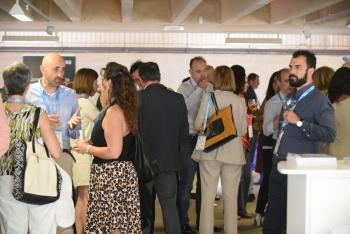 Comida Networking General 1 - 3 Congreso Edificios Inteligentes