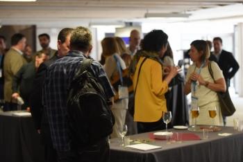 Comida Networking General 9 - 3 Congreso Edificios Inteligentes