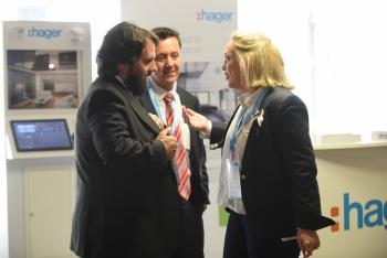 Comida Networking Hager 1 - 3 Congreso Edificios Inteligentes