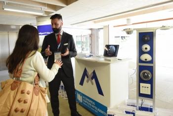 Comida Networking Mobotix 1 - 3 Congreso Edificios Inteligentes