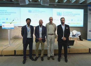 Inaguracion Grupo - 3 Congreso Edificios Inteligentes