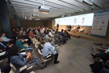 Luis-Vega-Ministerio-Fomento-Inauguracion-2-5-Congreso-Edificios-Inteligentes-2019