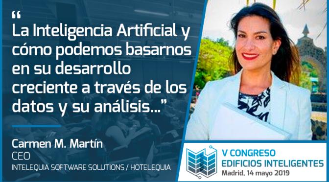 Entrevista a Carmen M. Martín de Intelequia