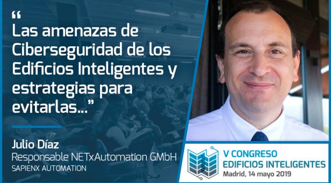 Entrevista a Julio Díaz de Sapienx Automation