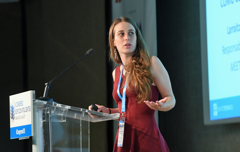 Ponencia de Comunicación en el III Congreso Edificios Inteligentes 2017